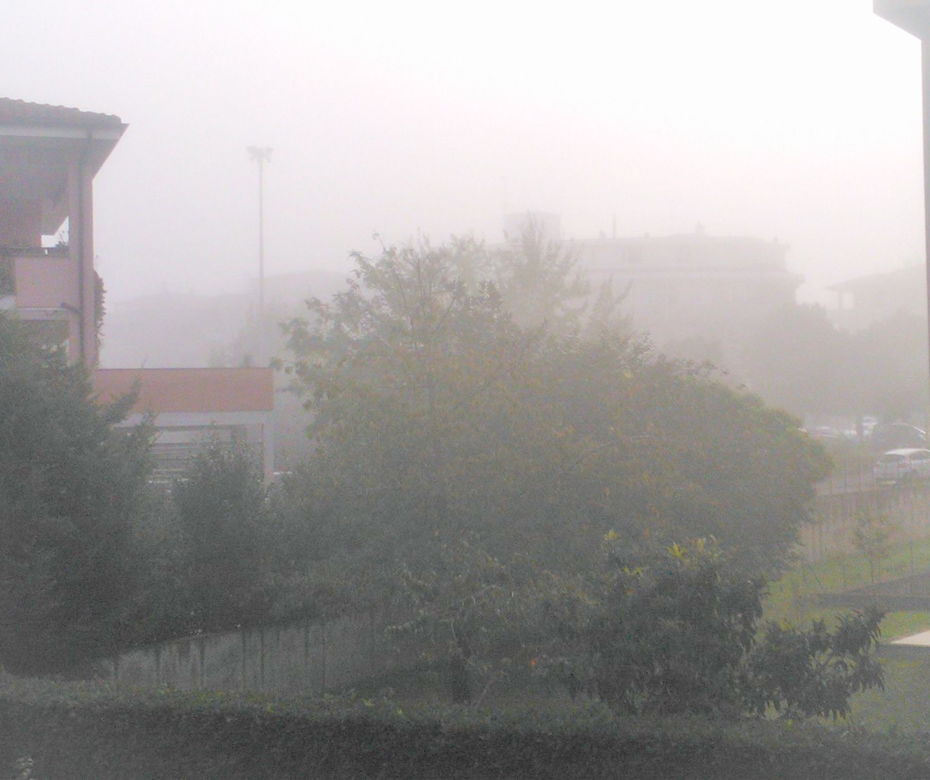 Nebbia a Viterbo 2