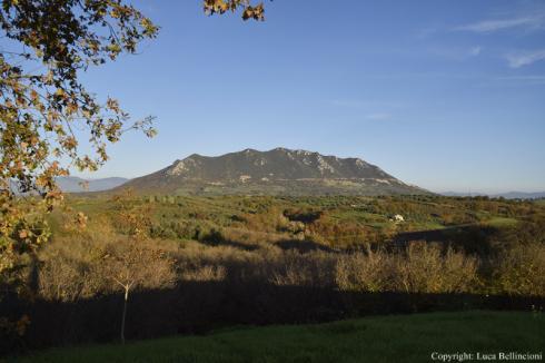 Il Monte Soratte