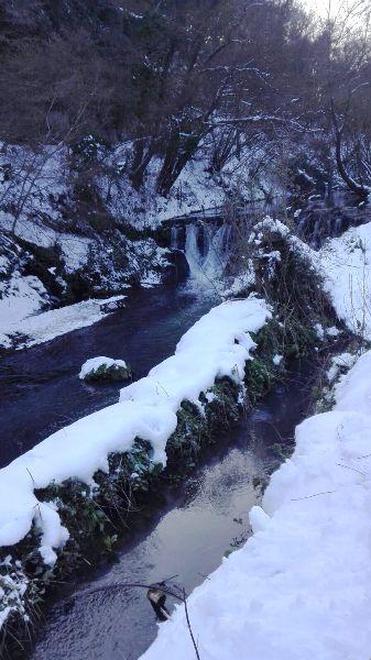 La neve a Corchiano