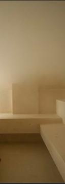 Nebbiolina dentro una stanza chiusa